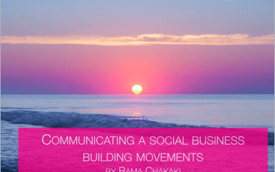 Communications for Social Enterprise and Movement Building