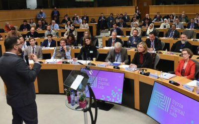 Syria Digital Lab at the Brussels III Conference