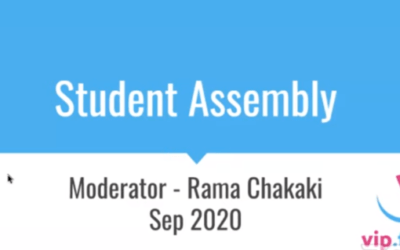 edSeed Monthly Student Assembly